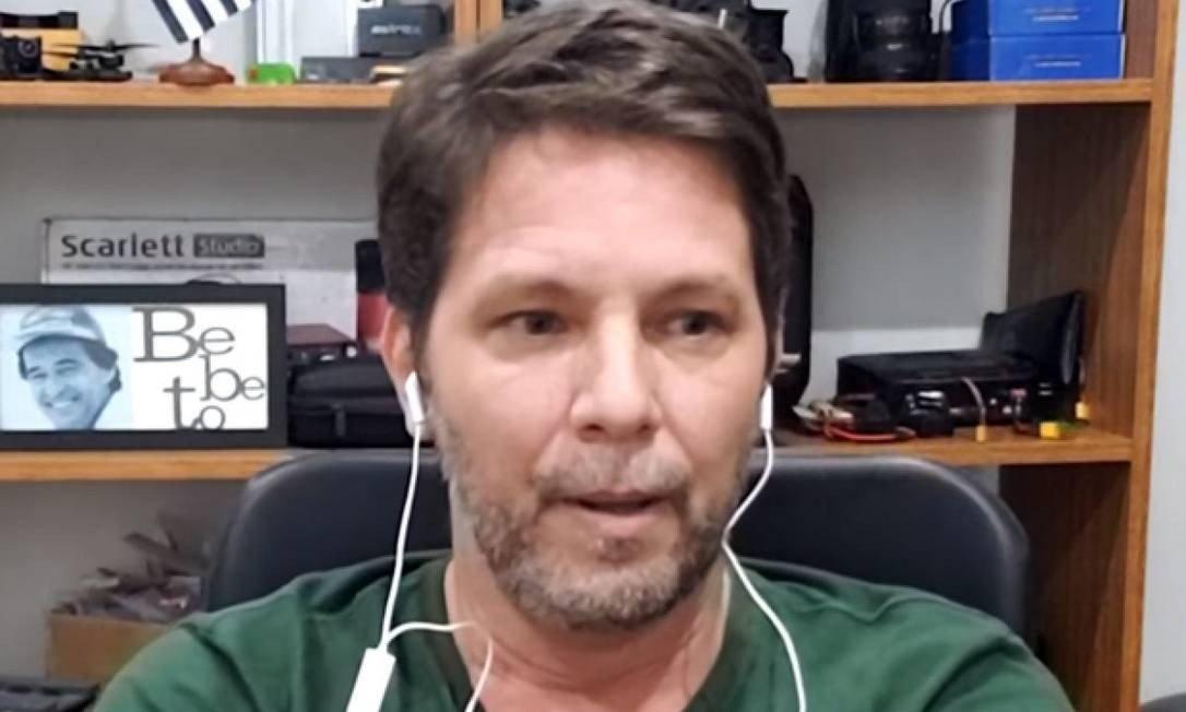 IMAGEM: Mário Frias é internado após 'princípio de infarto', diz Secom