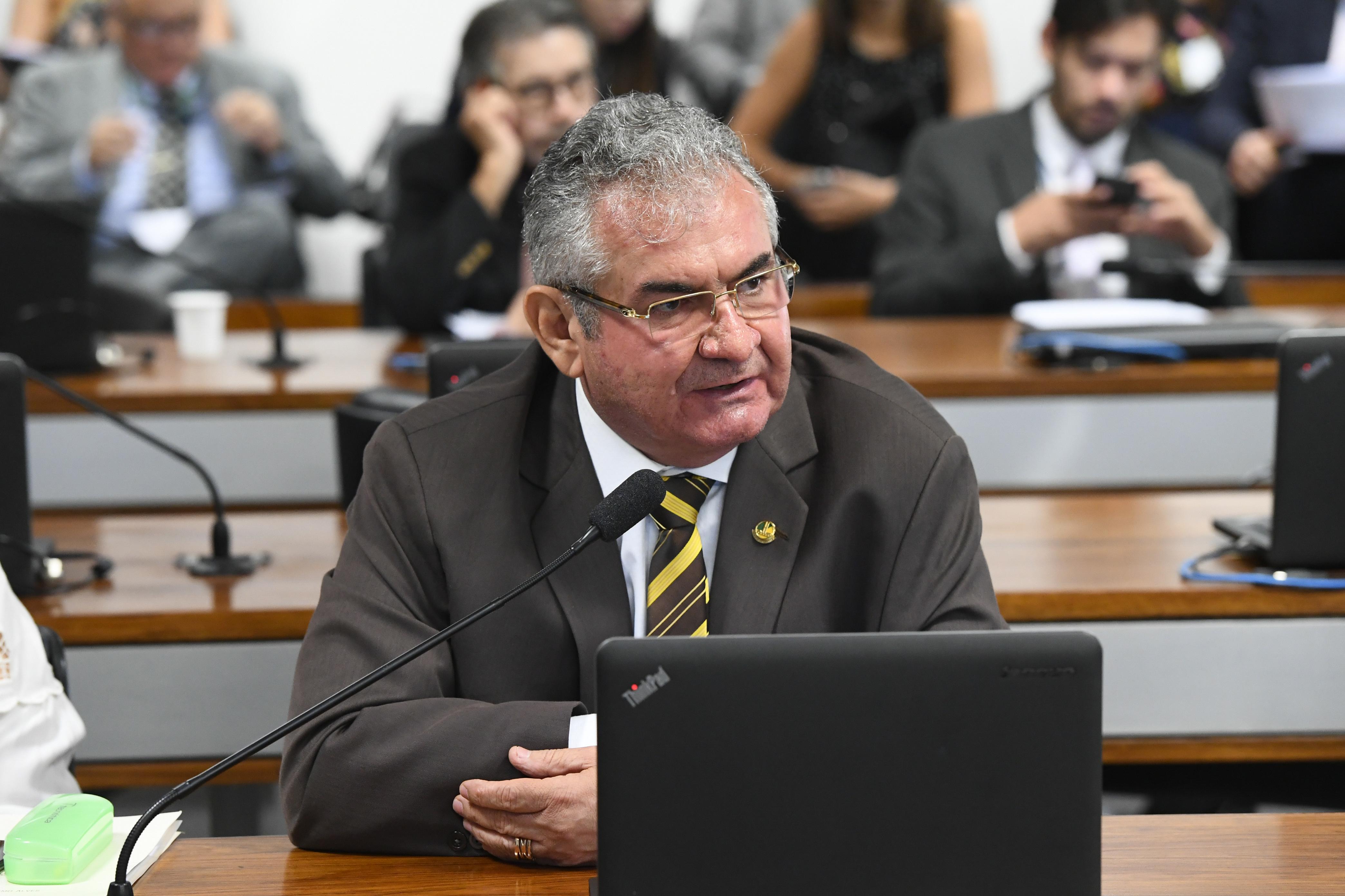 IMAGEM: Presidente da CPI das Fake News recebeu R$ 40 milhões de verba extra do governo