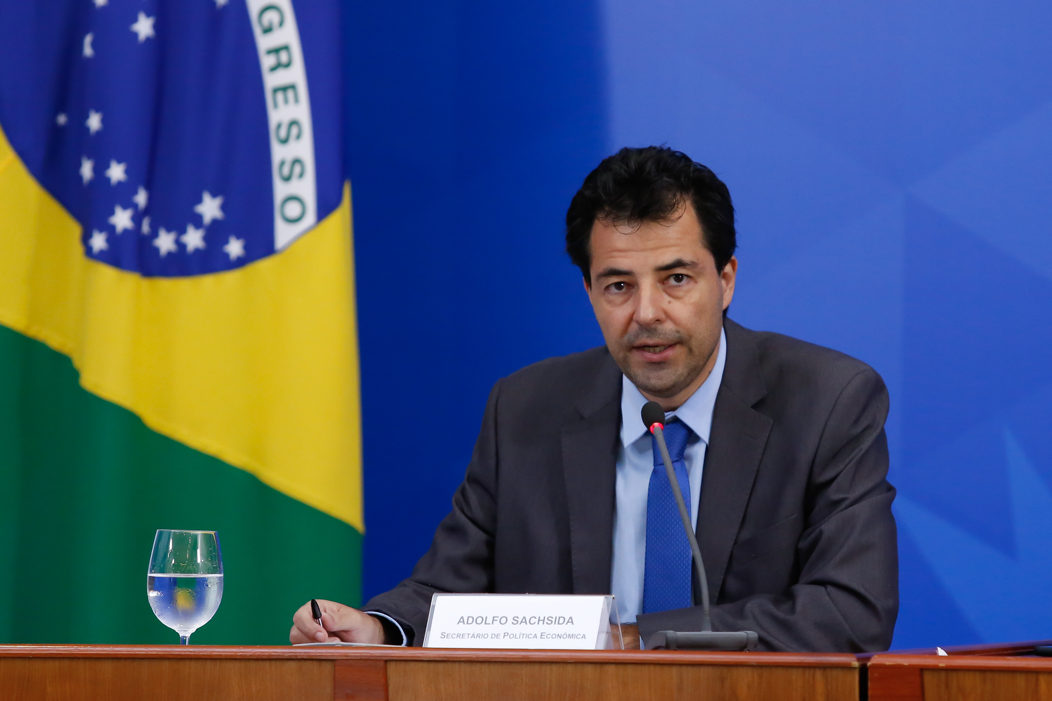 IMAGEM: Secretário de Guedes diz que risco hídrico mostra necessidade de privatizar Eletrobras