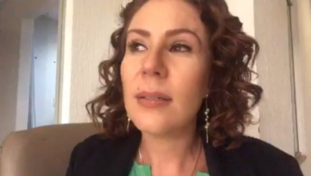 IMAGEM: Carla Zambelli é intimada pela PF