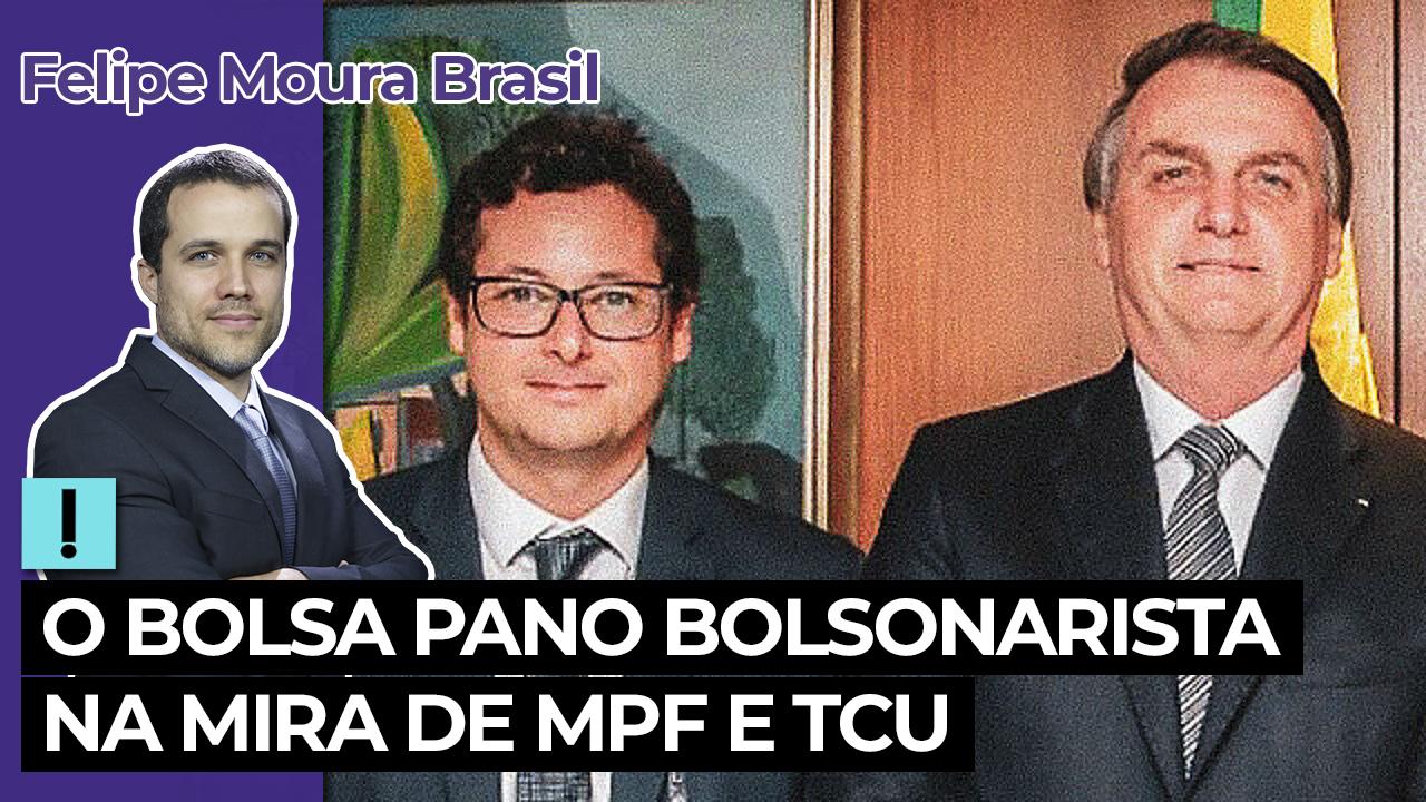 IMAGEM: Vídeo: O Bolsa Pano bolsonarista na mira de MPF e TCU