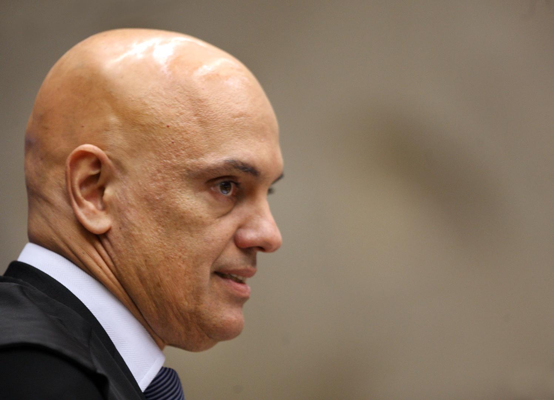 IMAGEM: Moraes barra reeleição de presidente da Assembleia de Roraima