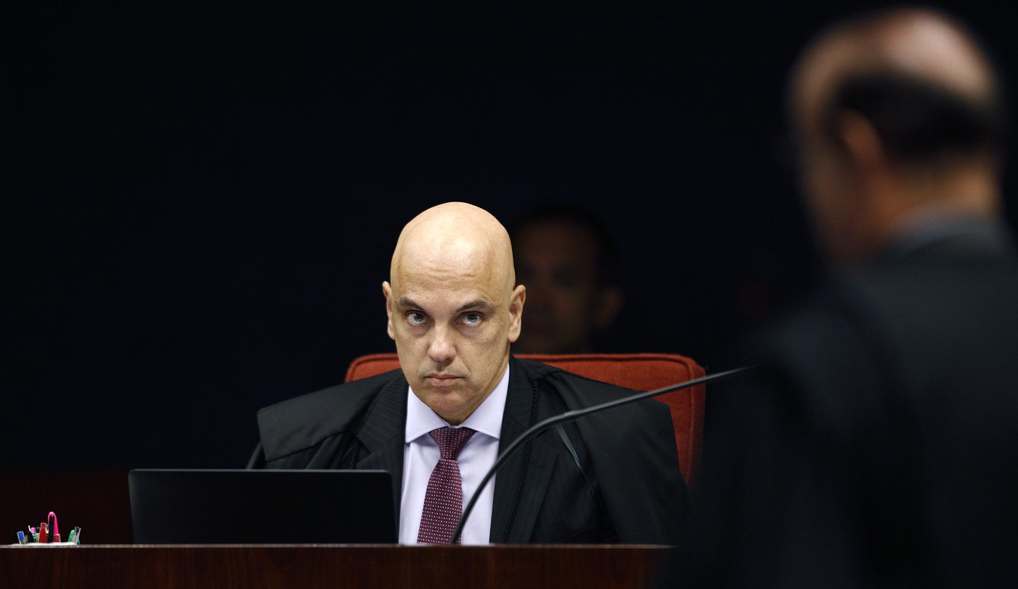 """IMAGEM: """"Prisão do Alexandre de Moraes"""""""
