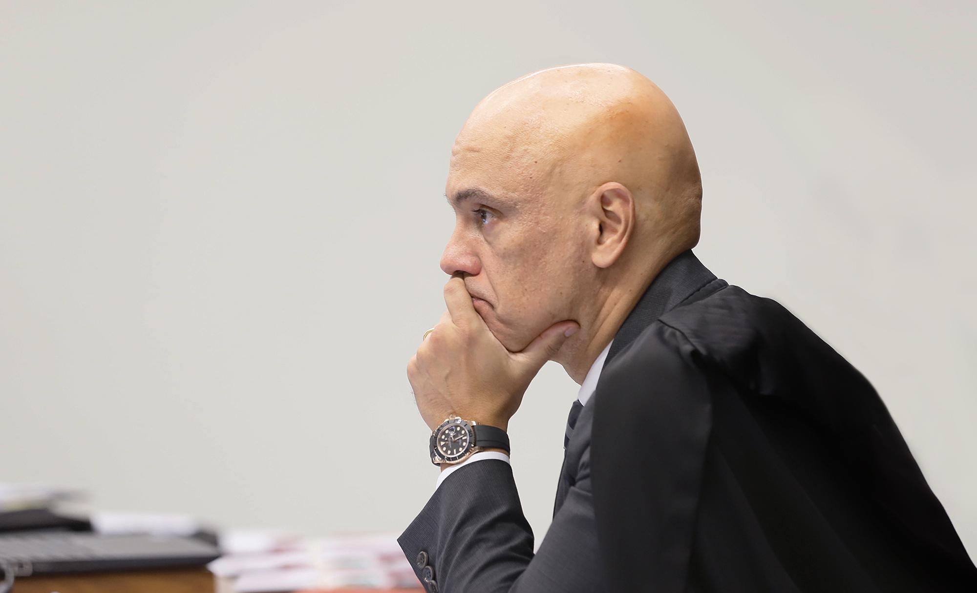 IMAGEM: Moraes proíbe que MP defina para onde vão recursos de acordos e multas da Lava Jato