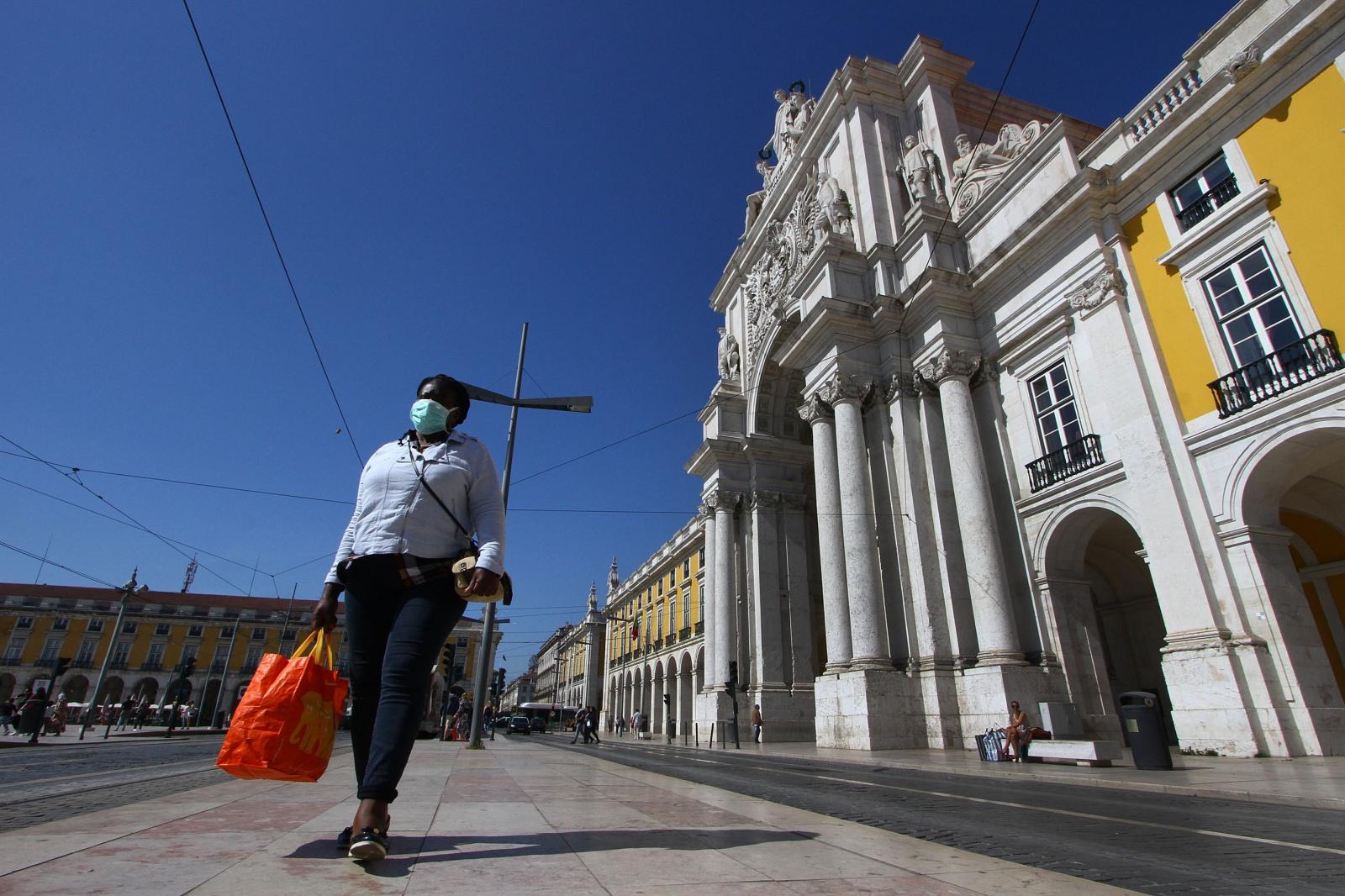 IMAGEM: Novo lockdown em Portugal