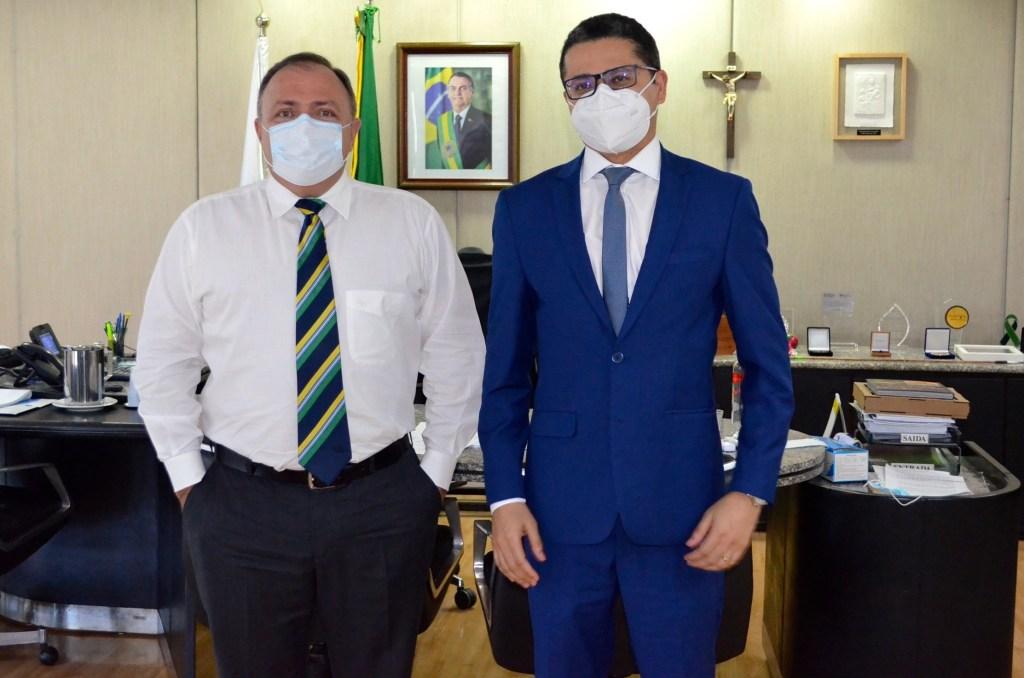 IMAGEM: Novo presidente do Conass pede ajuda à Saúde e ao Itamaraty