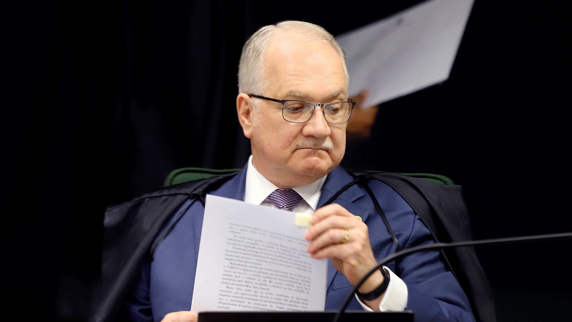 IMAGEM: Fachin manda Bolsonaro respeitar lista tríplice das federais, mas não impõe escolha do mais votado