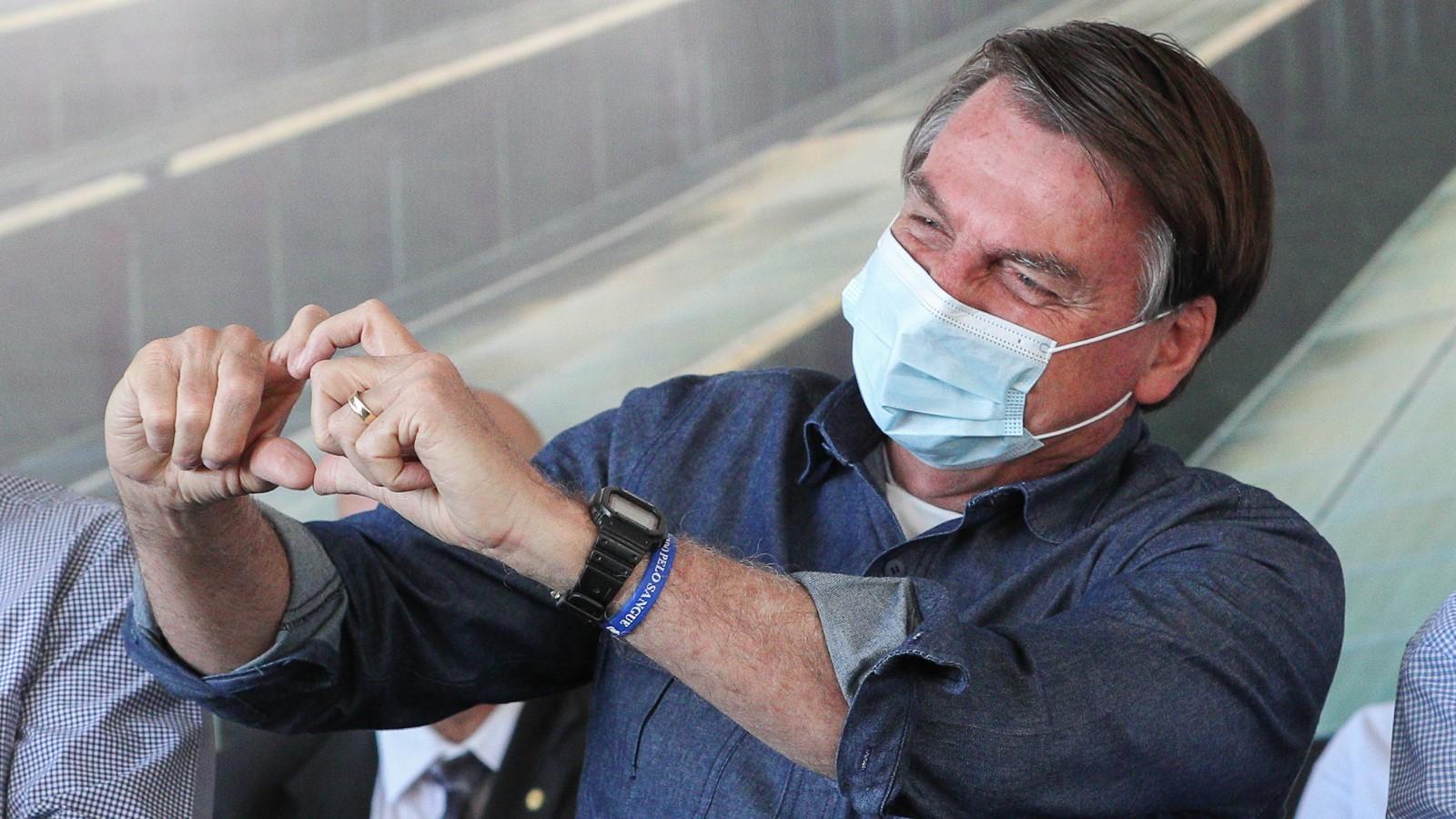 IMAGEM: Ibope: Para 33%, Bolsonaro é o maior responsável pelas mortes por Covid-19