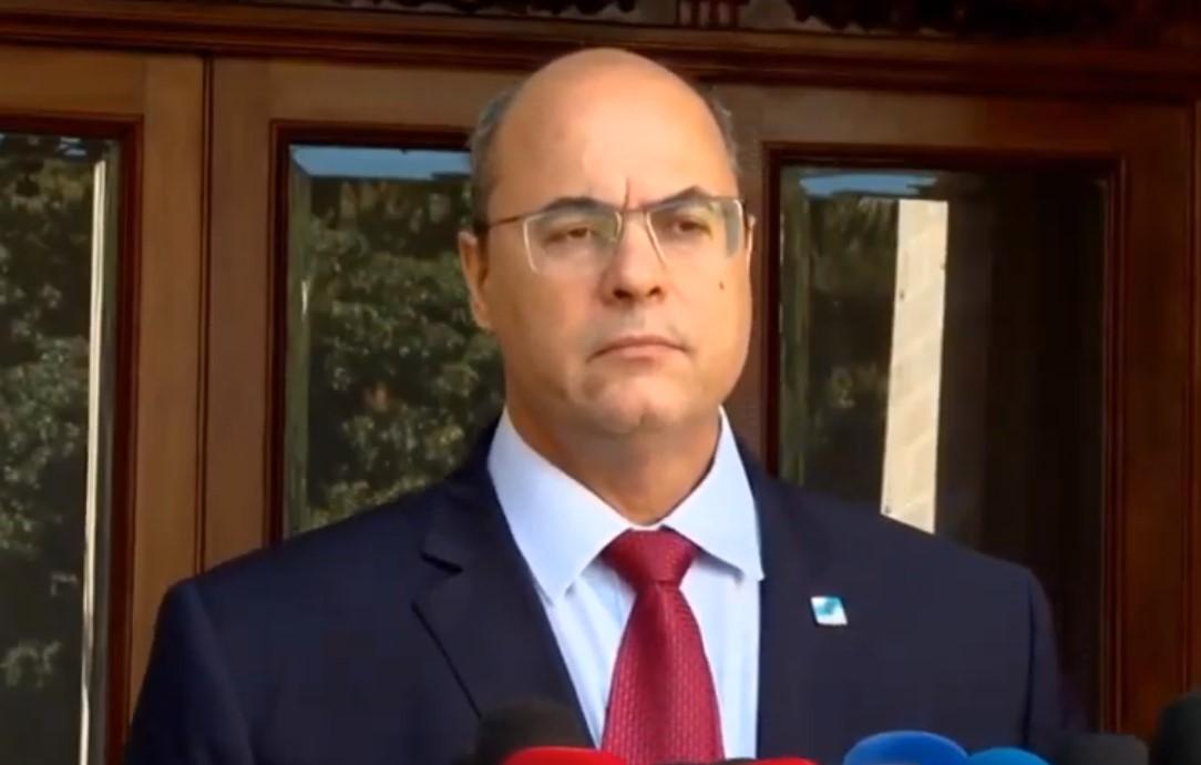 IMAGEM: STJ começa a julgar afastamento de Witzel