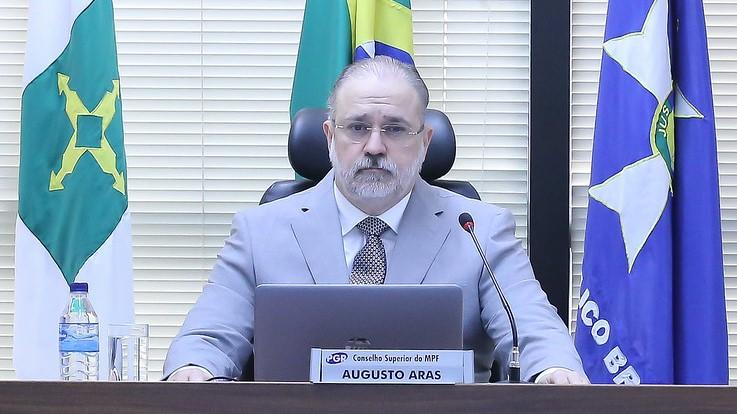 IMAGEM: Em nota, ABI condena a investida de Aras contra Crusoé e O Antagonista