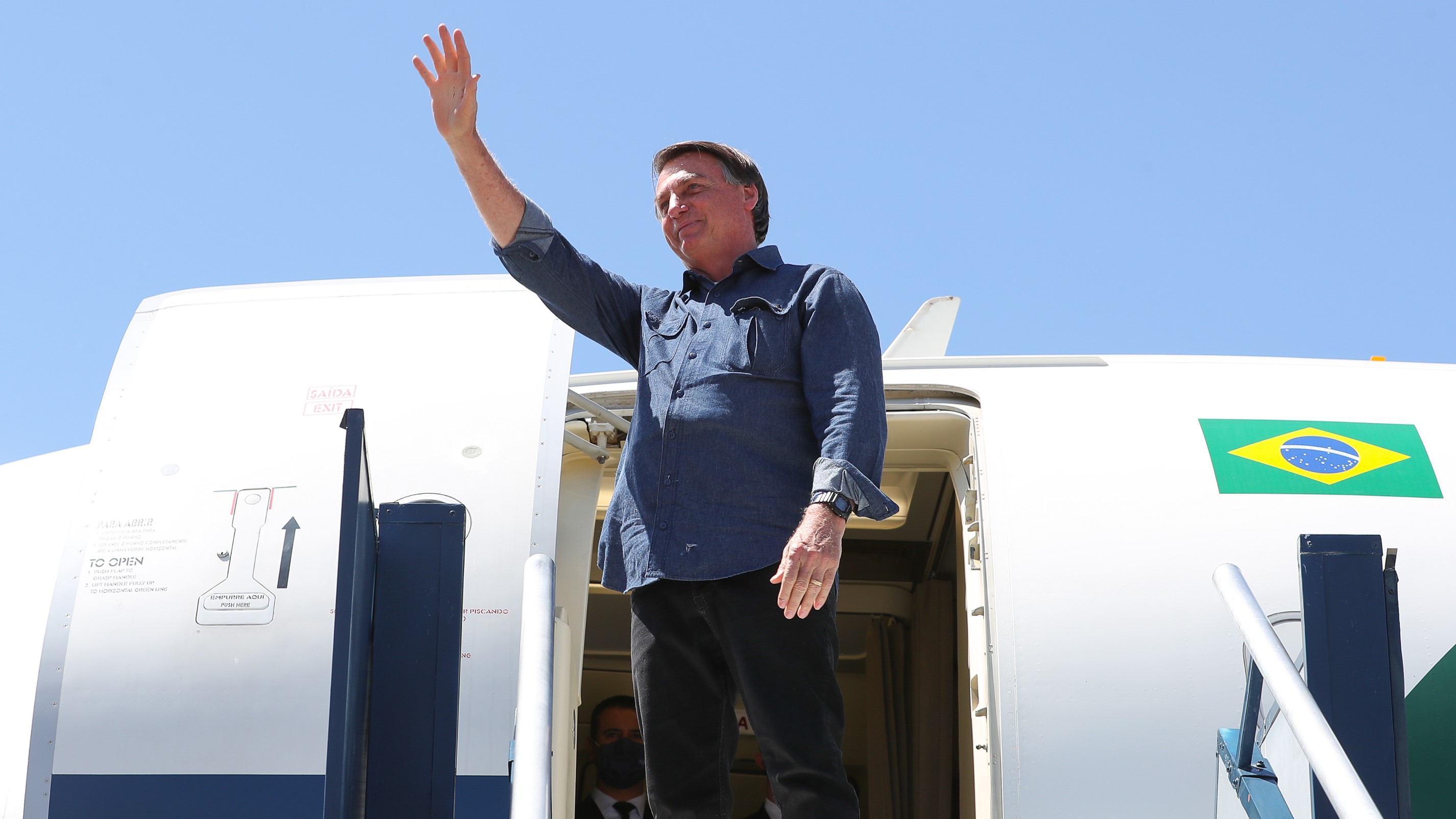 IMAGEM: Preferido de Bolsonaro para MP do Rio fez campanha para ele em 2018