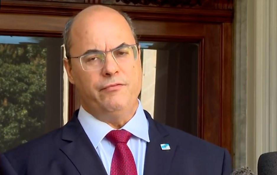 IMAGEM: Corregedoria abre processo contra desembargador acusado de envolvimento com Witzel