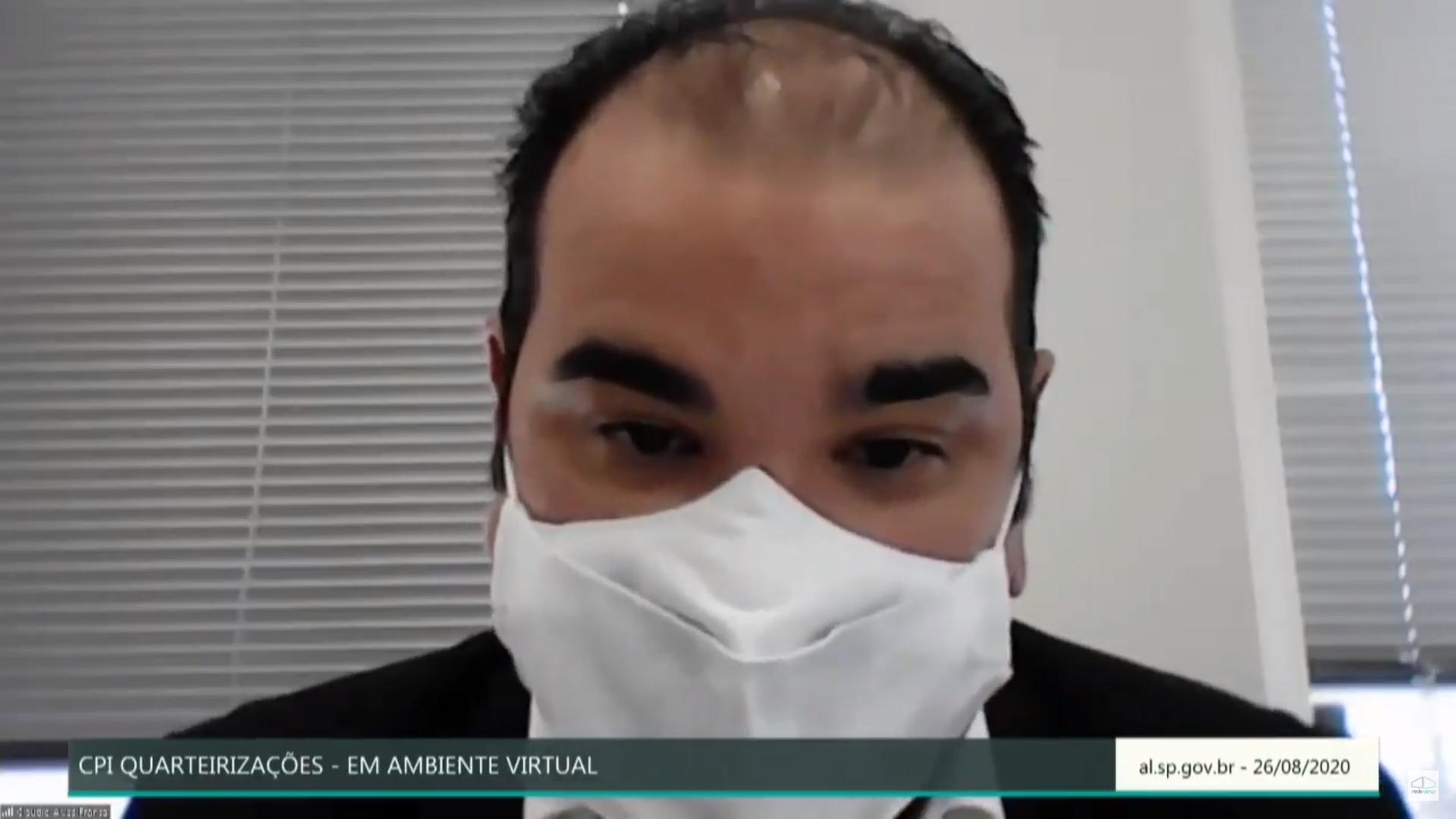 IMAGEM: Iabas usou médicos de postos de saúde em hospital de campanha