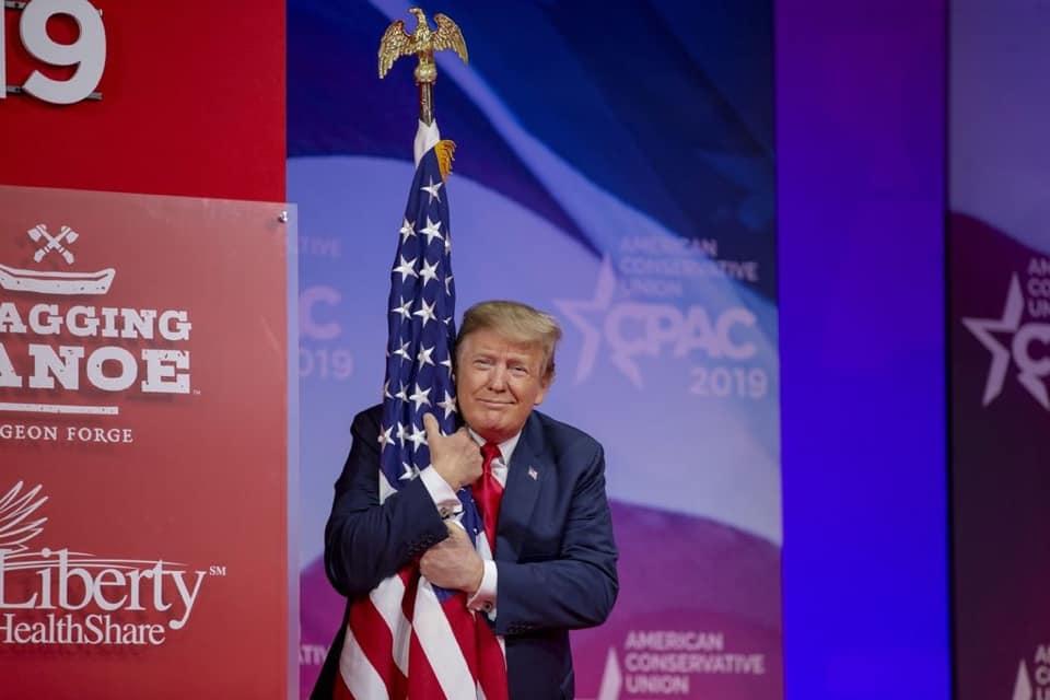 IMAGEM: Um bom índice para Trump