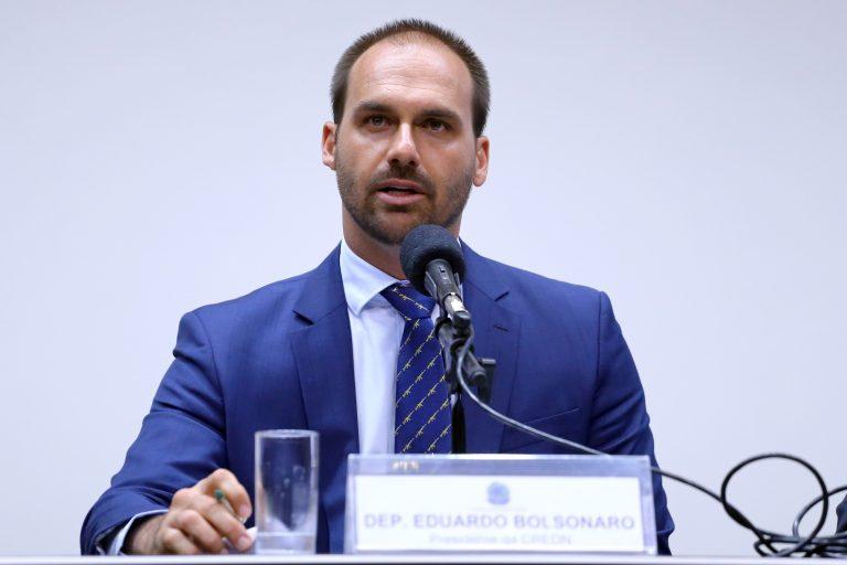 IMAGEM: Comissão de Inteligência define regras para parlamentares acessarem dossiê de antifascistas