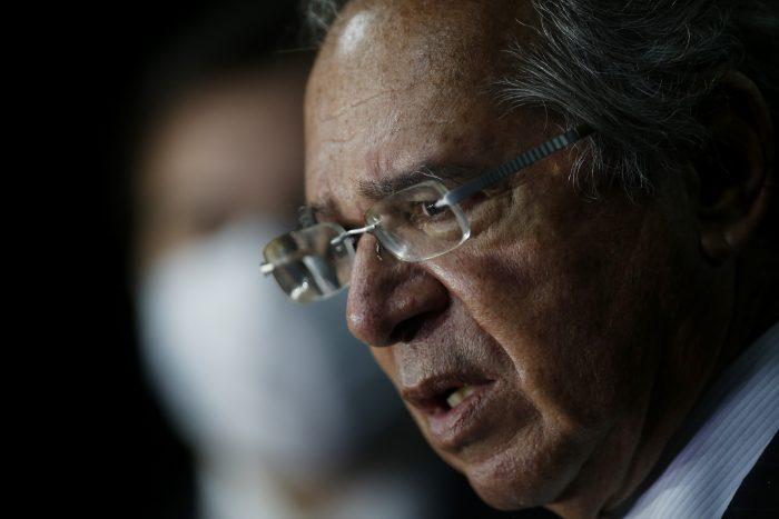 IMAGEM: Guedes diz que país pode quebrar se for criado fundo para socorrer estados e municípios