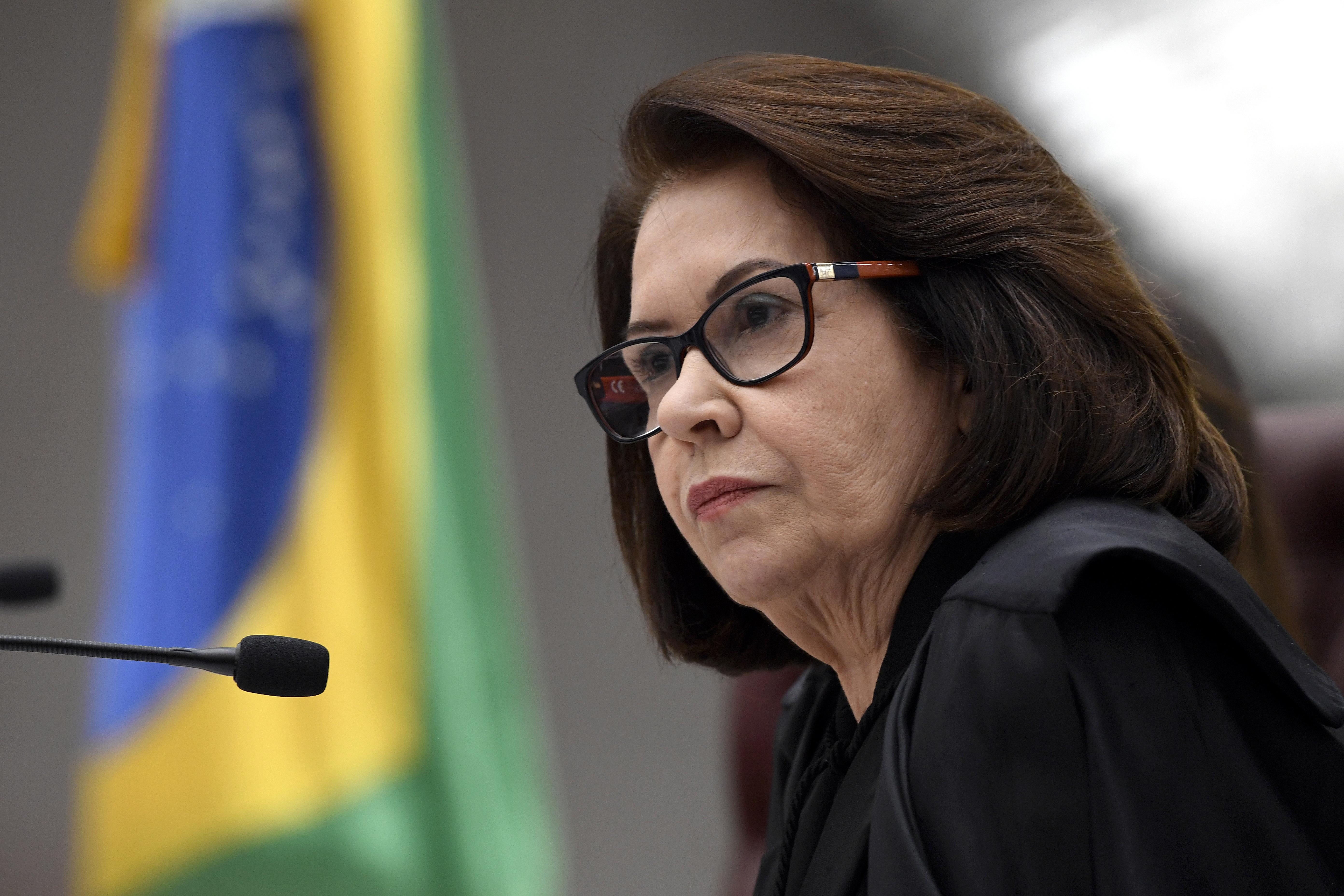 IMAGEM: 'Ordem pública estava vulnerada', diz Laurita Vaz, sobre esquema de Witzel