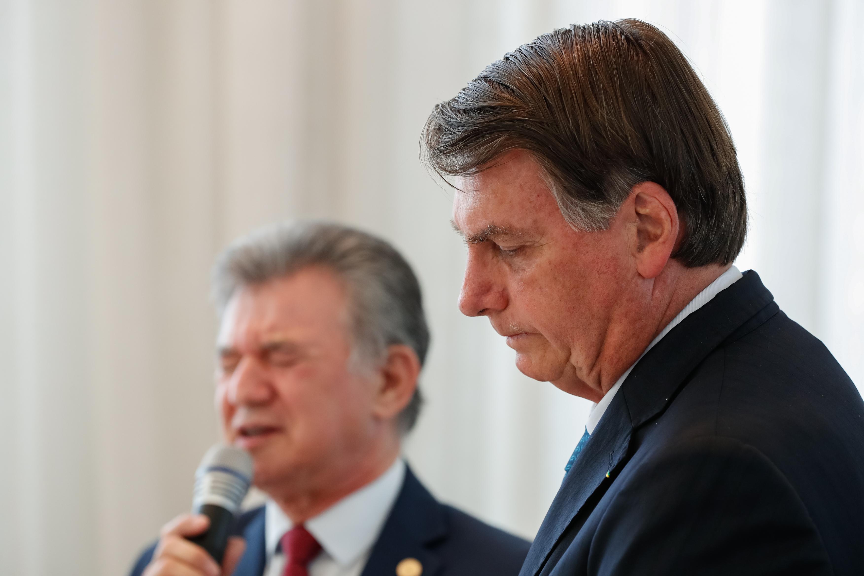 IMAGEM: Pastores vão ao STF para liberar cultos em São Paulo