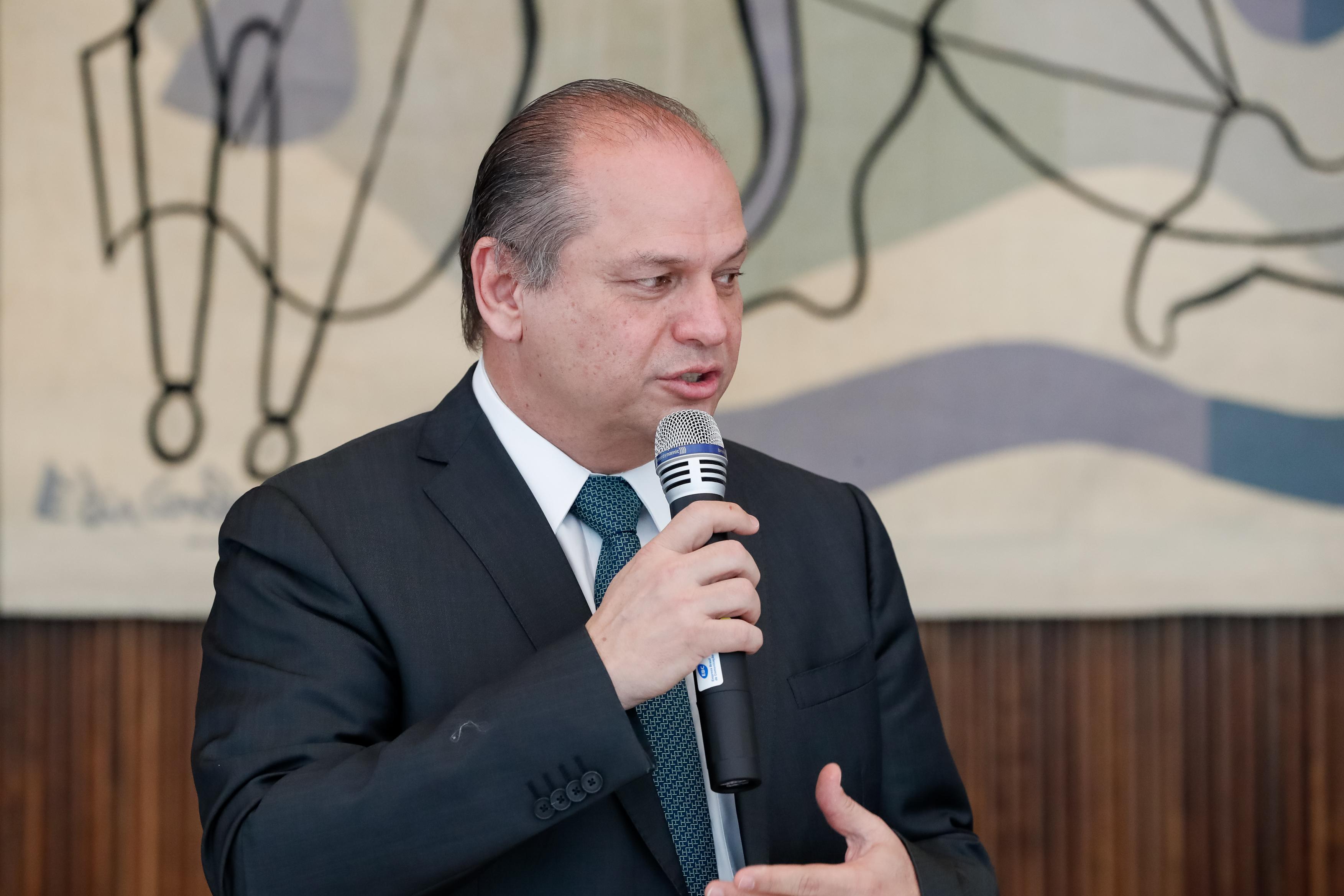 IMAGEM: 'Vai chegar uma hora' em que decisões judiciais não serão cumpridas, diz Ricardo Barros