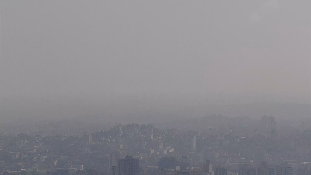 IMAGEM: Tudo preto em Belo Horizonte