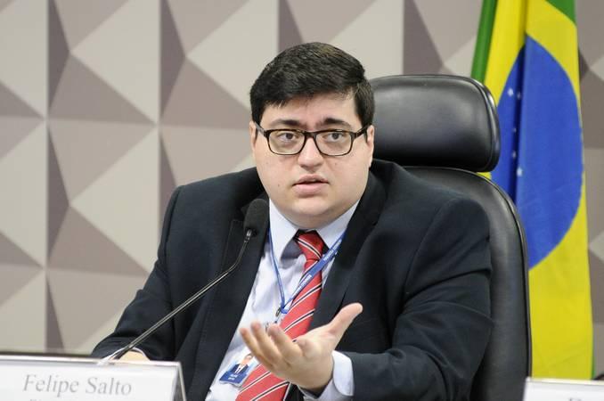 IMAGEM: Fusão de PECs liberaria R$ 24,5 bilhões ao Renda Cidadã, diz órgão do Senado