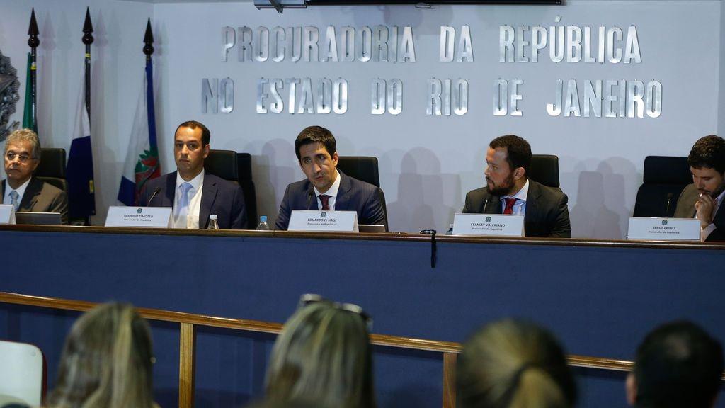 IMAGEM: Lava Jato do Rio se recolhe
