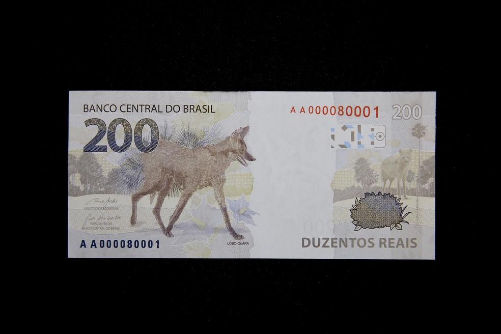 """IMAGEM: """"A cédula de R$ 200 veio para ficar"""", diz diretora do BC"""