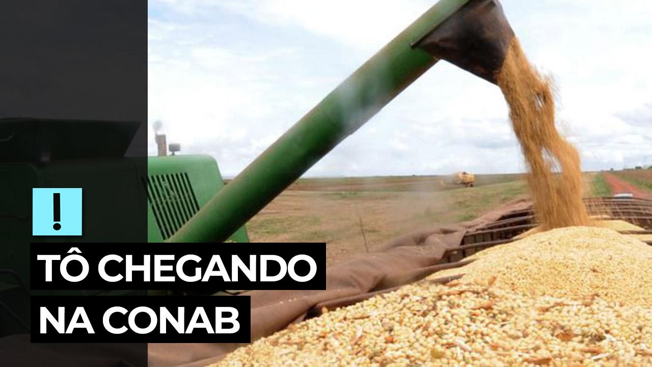 IMAGEM: Vídeo: tô chegando na Conab