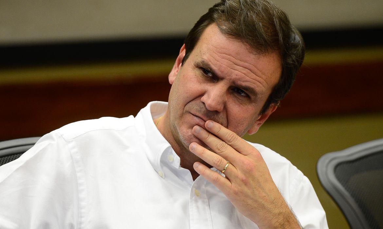 IMAGEM: Justiça do Rio determina indisponibilidade de bens de Eduardo Paes