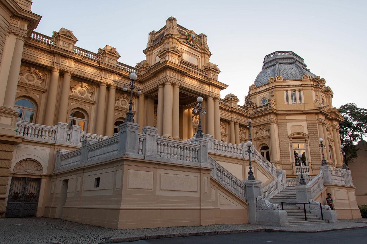 IMAGEM: STF nega pedido da Princesa Isabel e decide que Palácio da Guanabara é da União