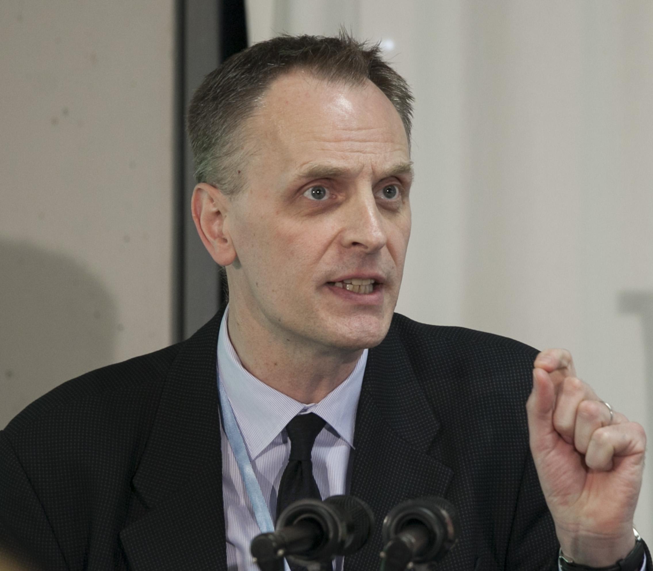 IMAGEM: Tivemos 'sorte' de pandemia ter começado na China, afirma editor da 'Lancet'