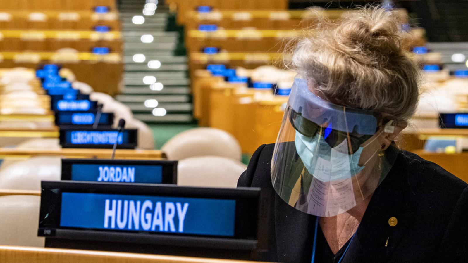 IMAGEM: De Bolsonaro a Macron: a lista completa dos oradores desta terça na ONU