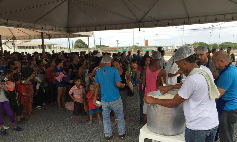IMAGEM: Conare autoriza status de refugiado a mais de 7.700 venezuelanos