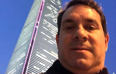 IMAGEM: Quem é o 'Grego', empresário que intermediou venda de respiradores ao governo Doria