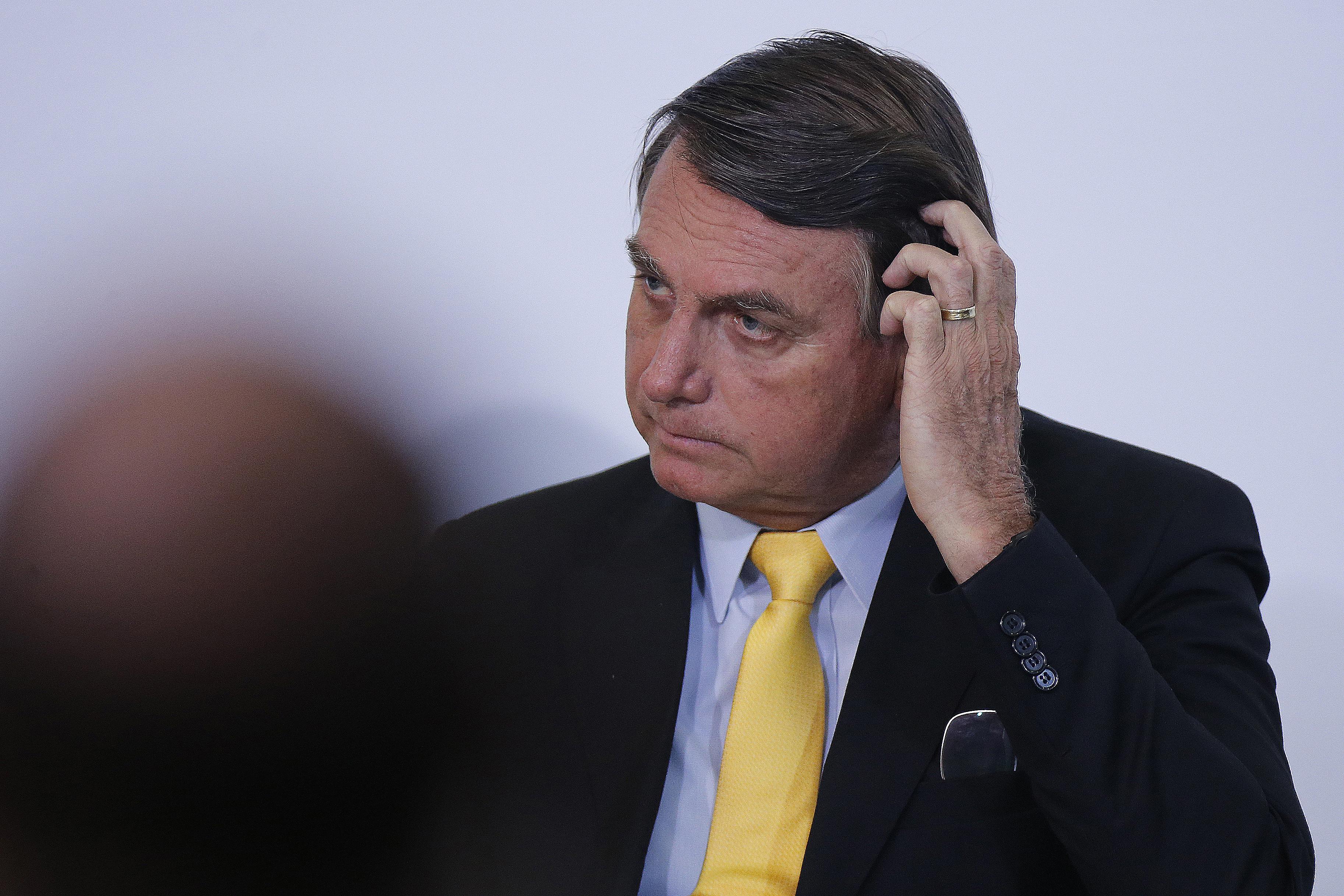 IMAGEM: Datafolha: crise derruba a aprovação de Bolsonaro