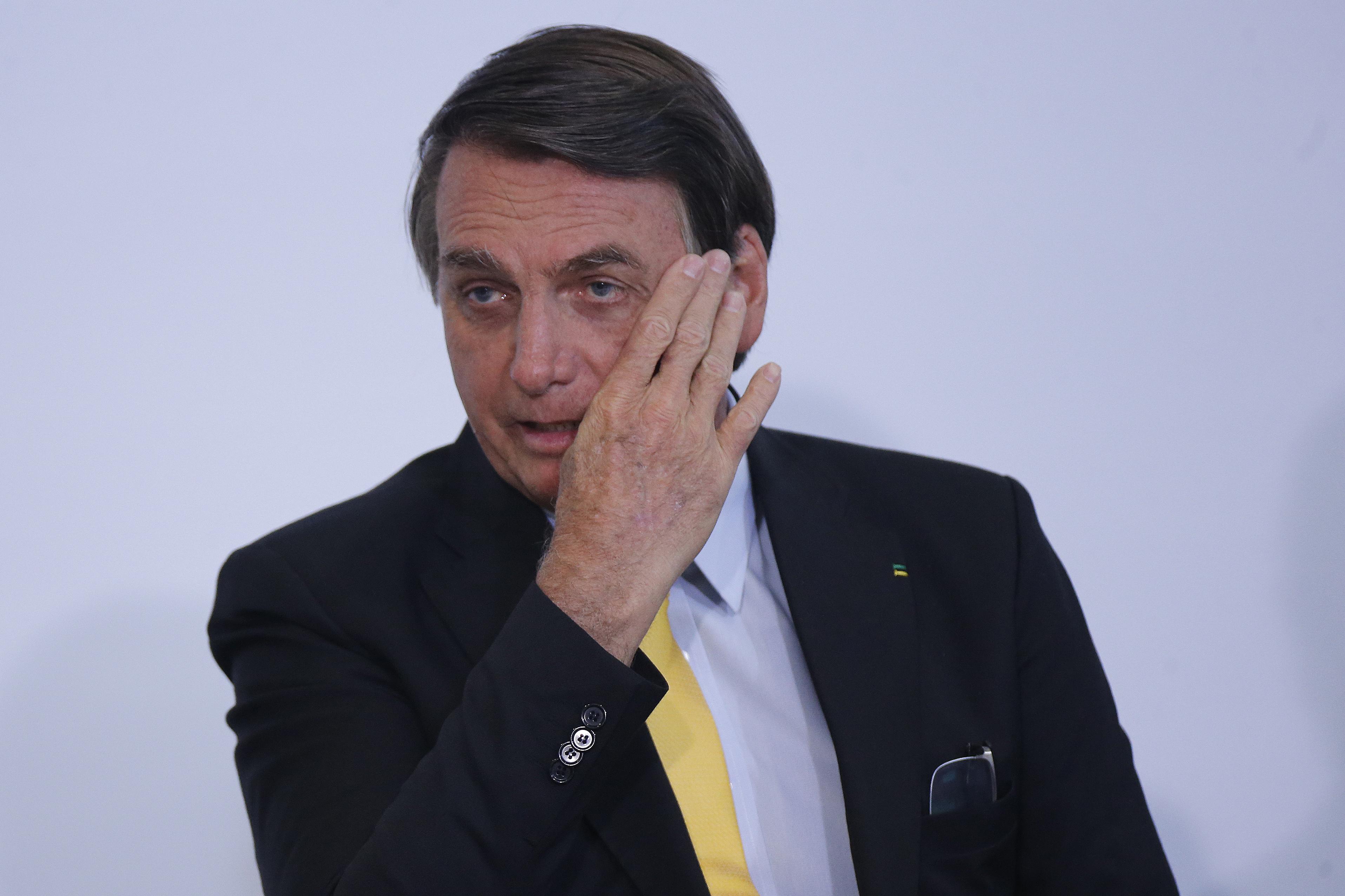 IMAGEM: Bolsonaro é comparado a Ciro Gomes