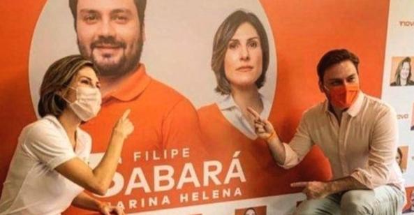 IMAGEM: Novo não vai substituir vice em São Paulo