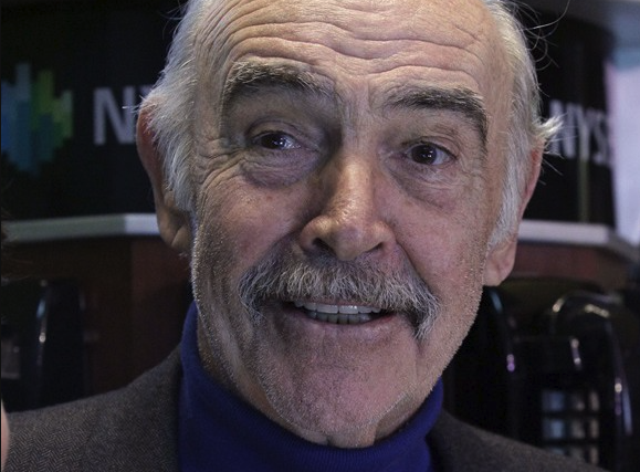 IMAGEM: Morre Sean Connery