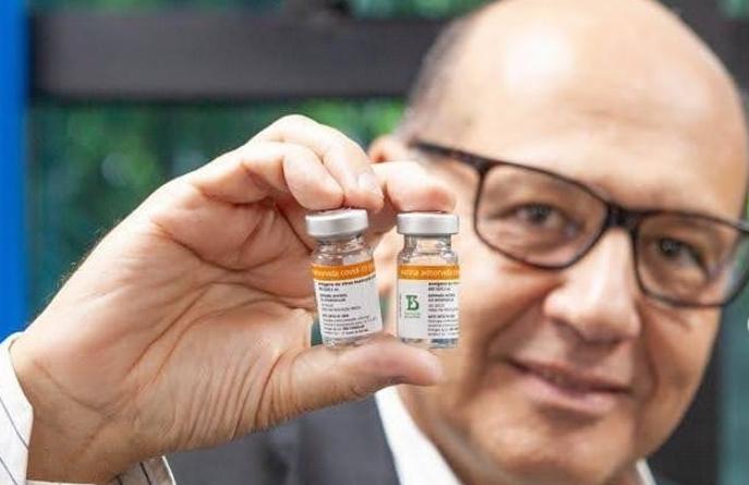 IMAGEM: Gestão Doria promete 2 milhões de doses da Coronavac por semana