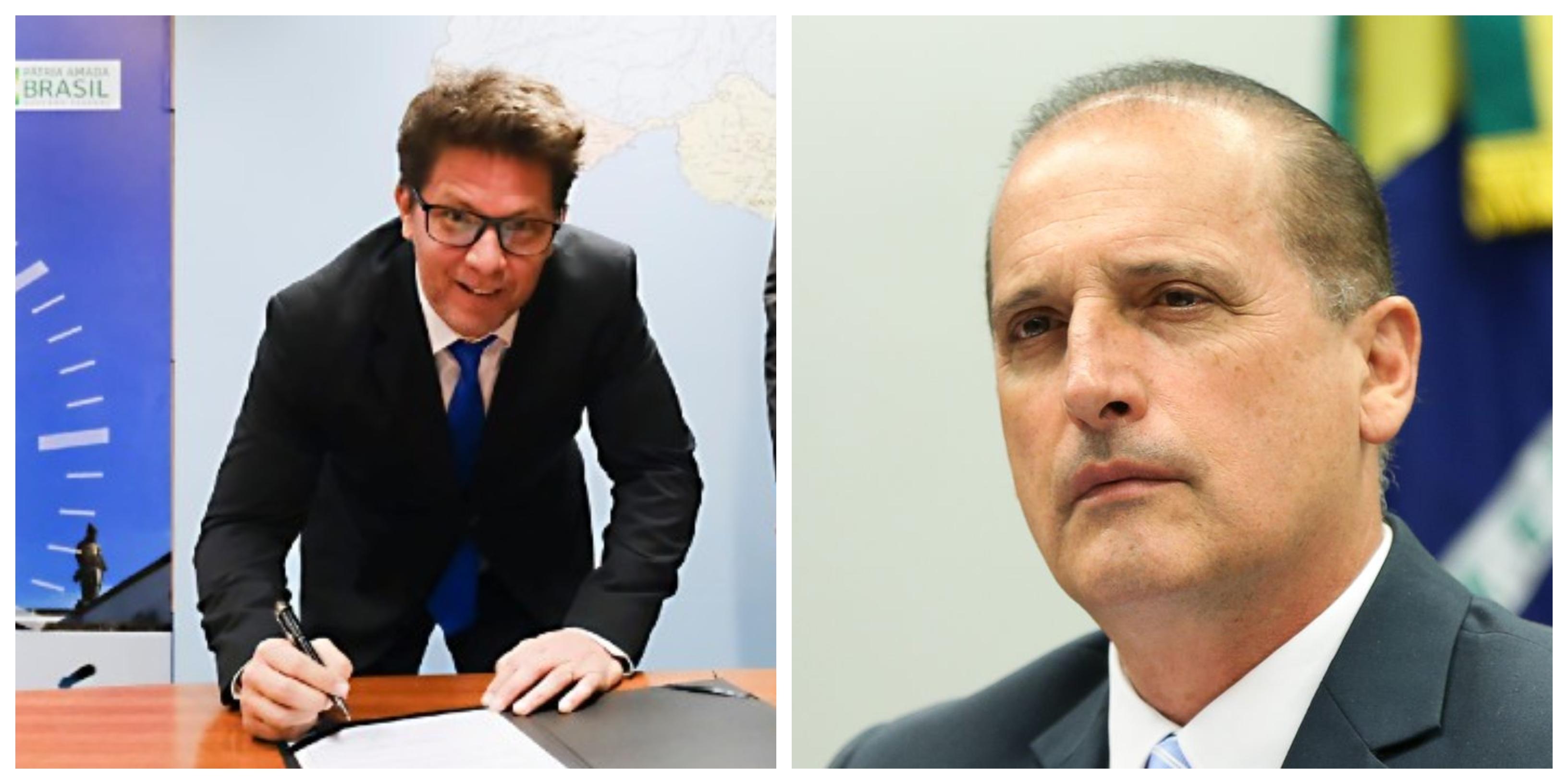 IMAGEM: Mario Frias assume chefia da Comissão Brasil 200 Anos