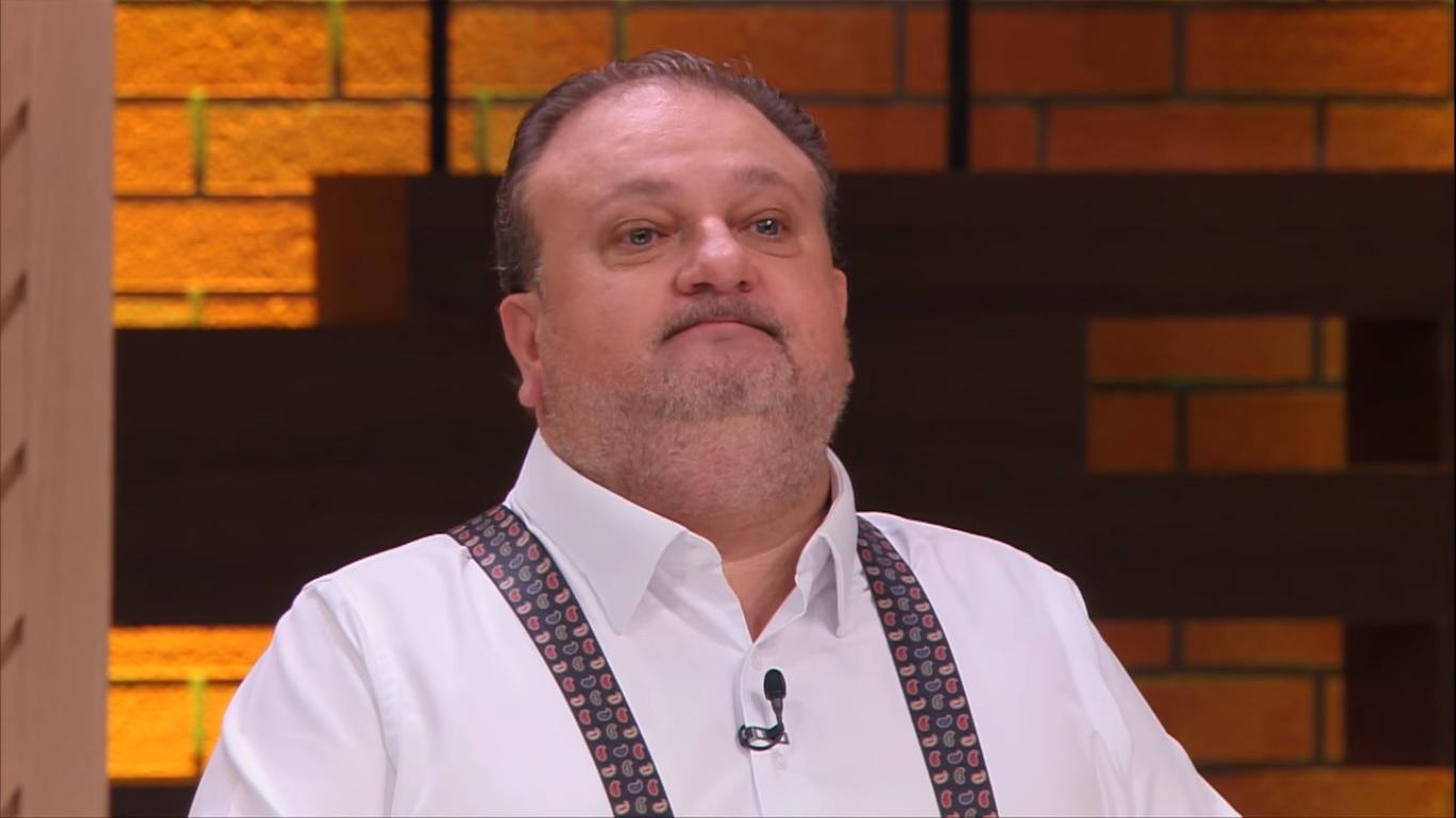 IMAGEM: Chef Erick Jacquin está com Covid-19