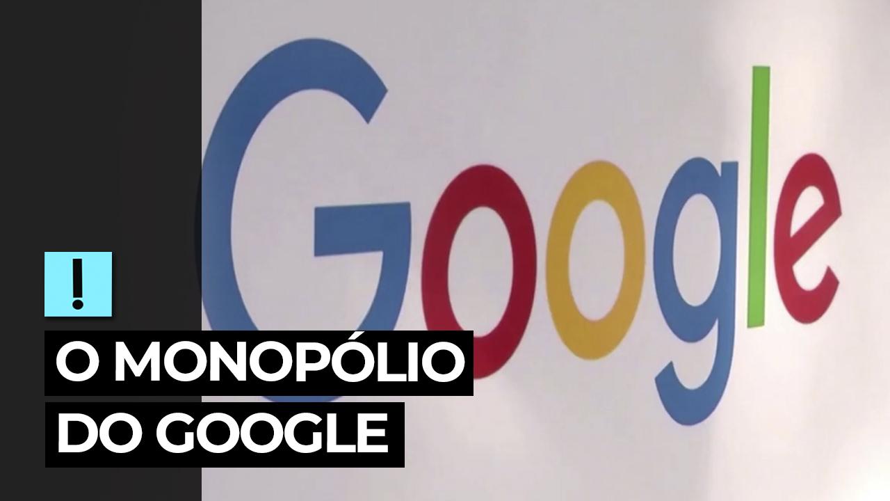IMAGEM: Vídeo: o monopólio do Google