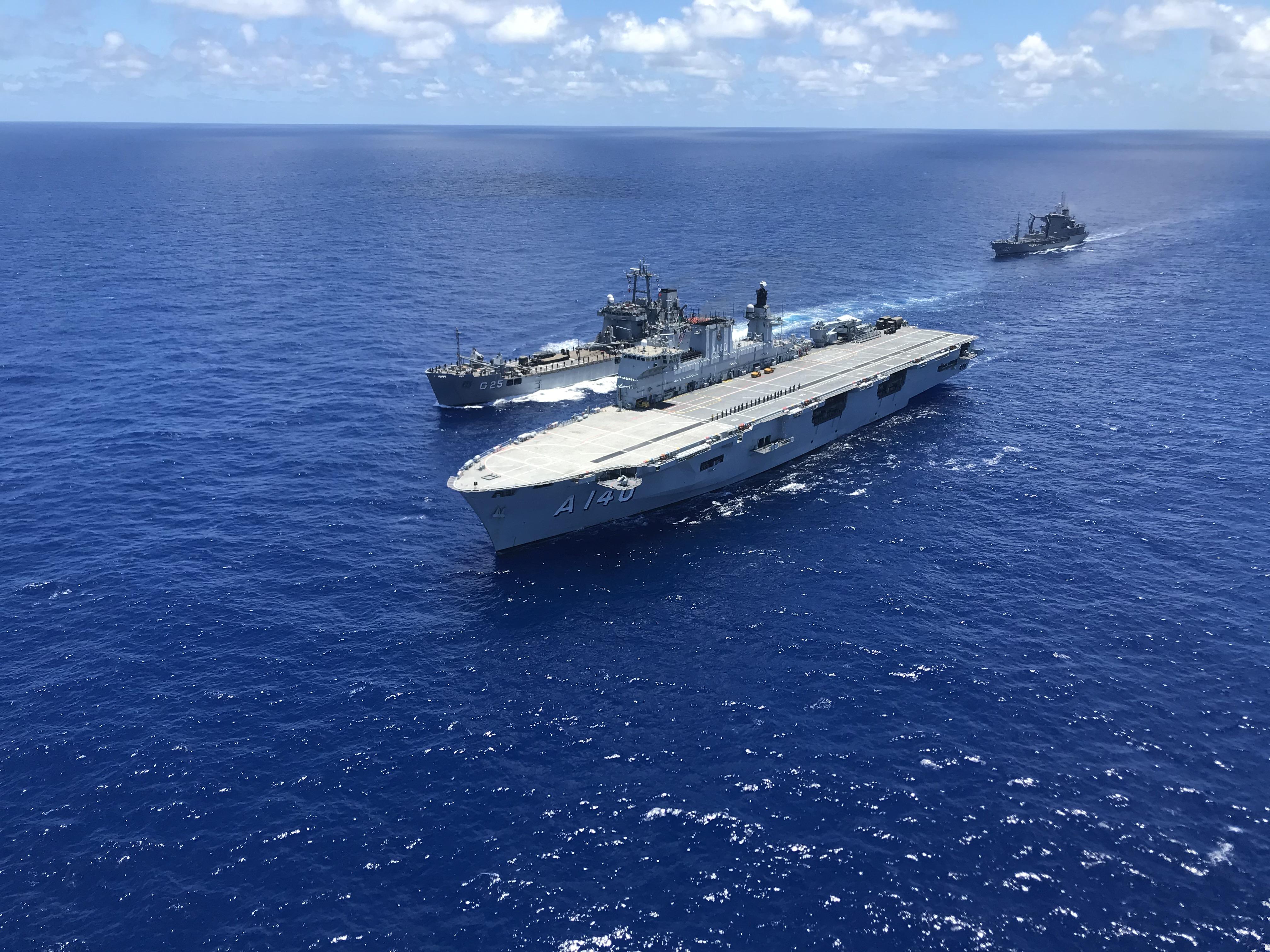 IMAGEM: Marinha cria grupo para avaliar poluição por petróleo