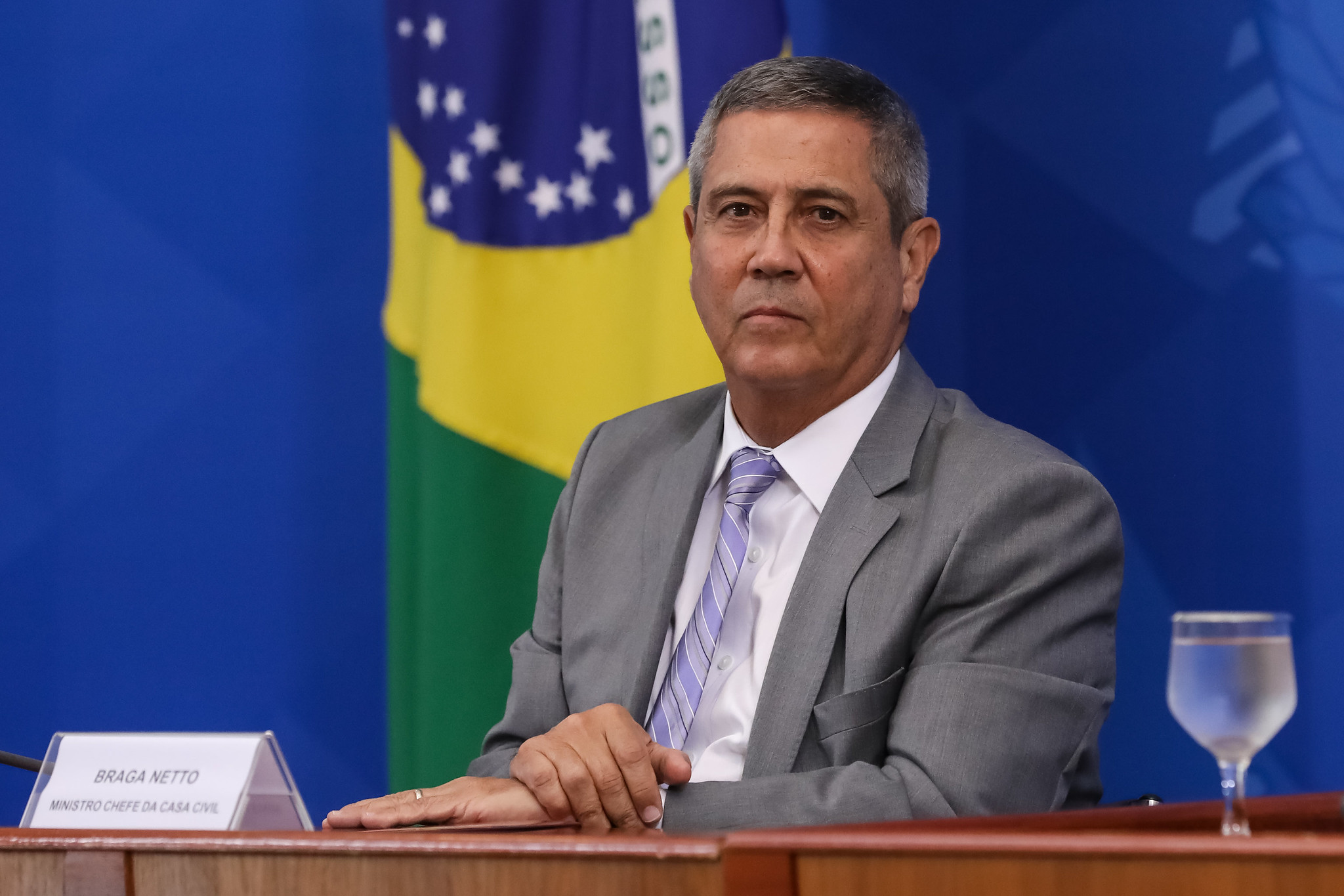 IMAGEM: Governo deve prorrogar até 2021 gabinete de intervenção federal no Rio