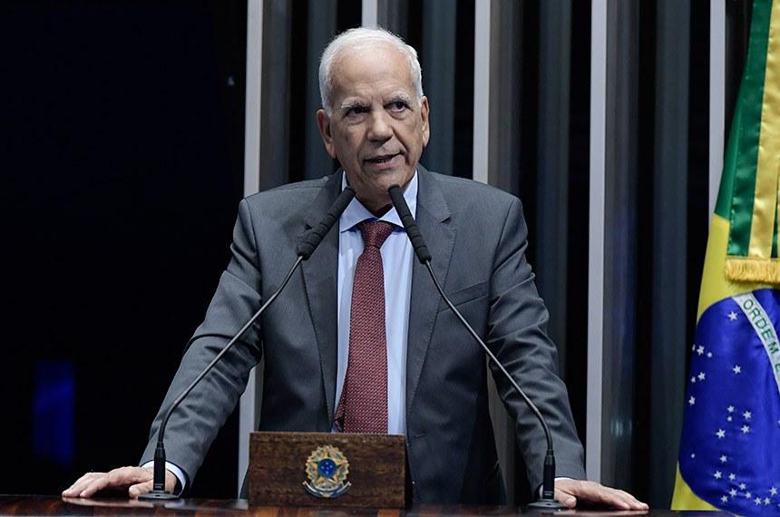 IMAGEM: Senador volta a apresentar PEC para limitar decisões monocráticas no STF