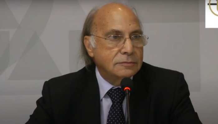 IMAGEM: Reitor de Lisboa se diz preocupado com 'originalidade' de mestrado de Kassio