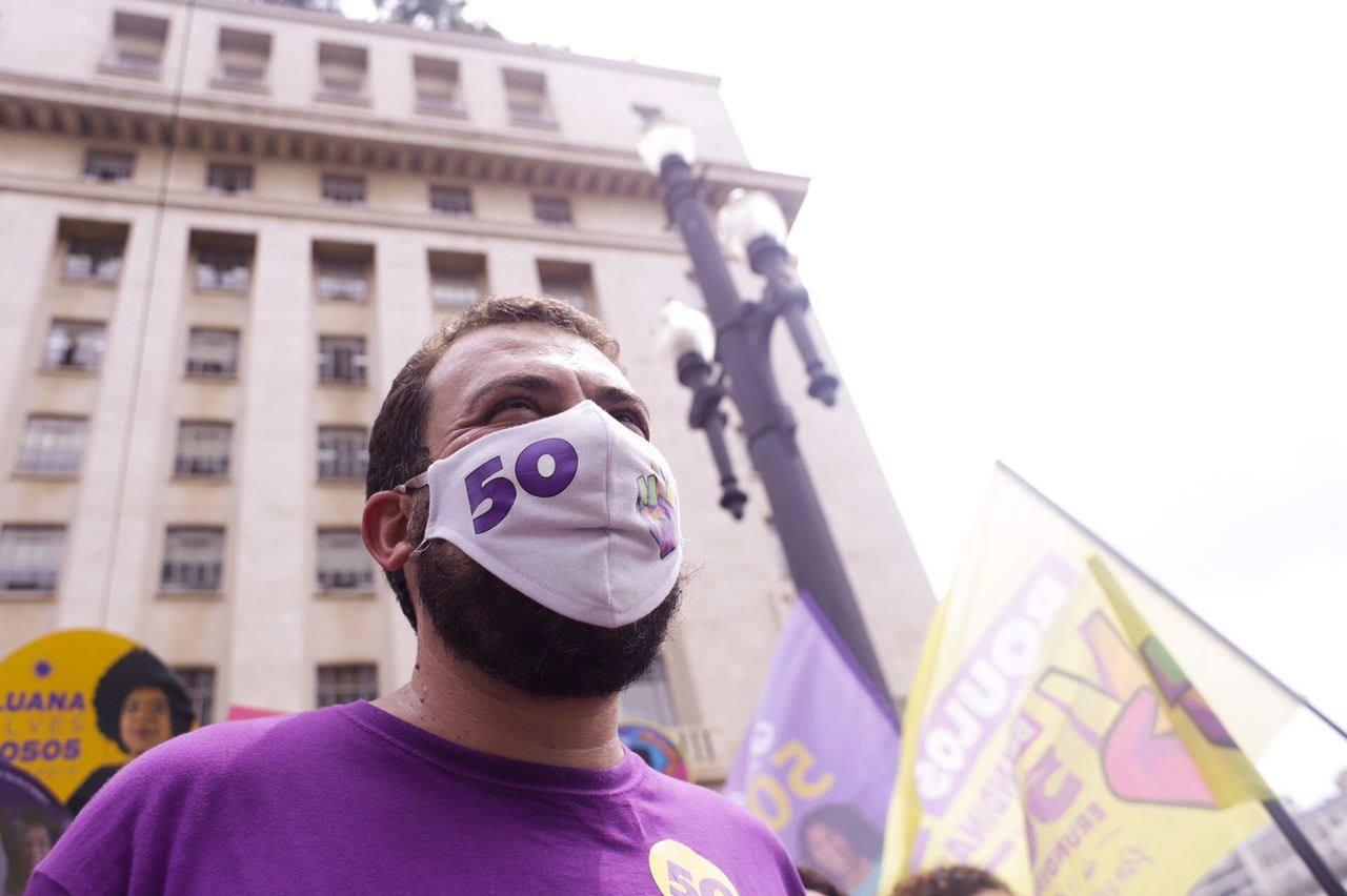 IMAGEM: Boulos após derrota: 'não foi nesta eleição, mas a gente vai vencer'