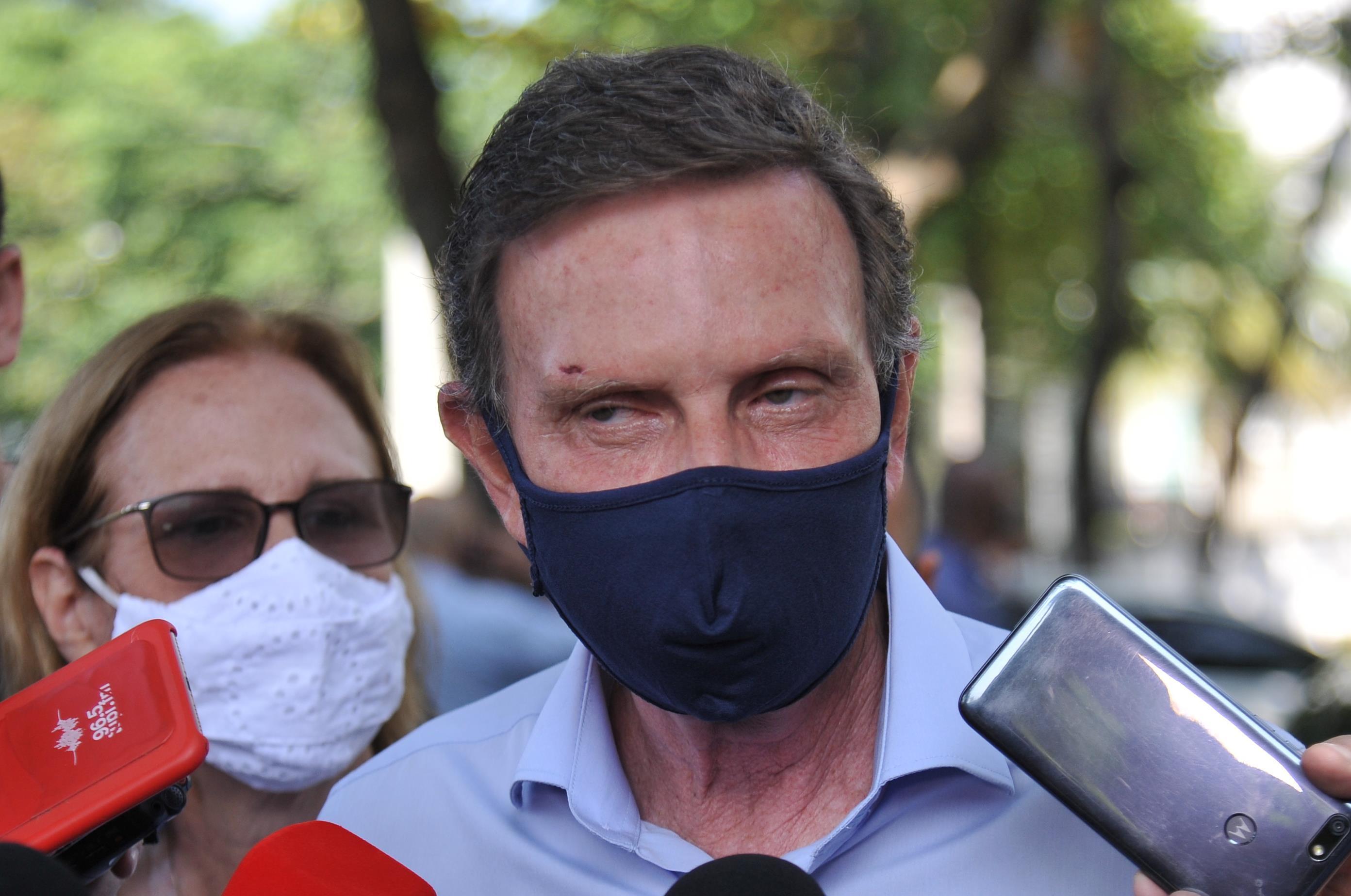 IMAGEM: Prisão de Crivella é preventiva