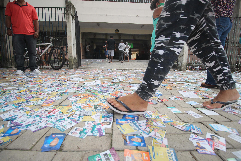 IMAGEM: Em Macapá, candidato é preso por compra de voto com sorvete