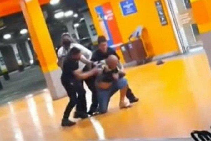IMAGEM: Segurança que espancou João Alberto não tem carteira de vigilante